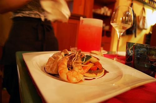 le cinquieme peche Masashi Iijima restaurant Collioure