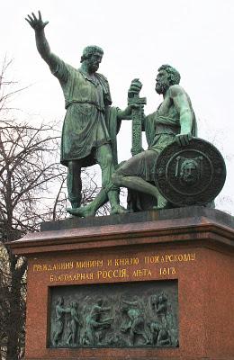 De la Fête de l'Unité à la Fête des espions en Russie ! 1