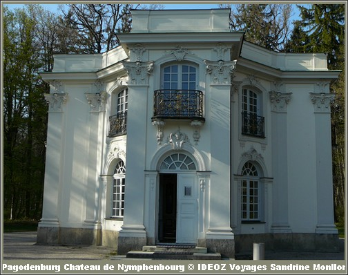Pagodenburg Chateau Nymphenburg