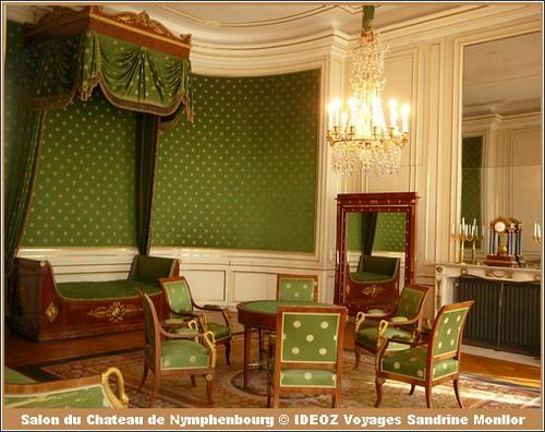 Salon Chateau Nymphenburg Munich