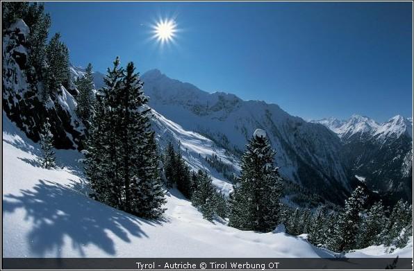 tyrol alpes autrichiennes
