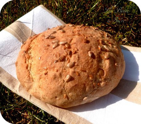 petit pain a l'epeautre dinkelbrotchen