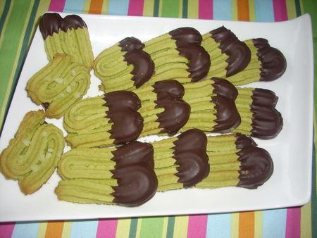 recette de spritz matcha chocolat