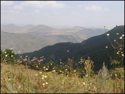 Randonnée en Arménie vers les nuages à Sissian et Tatev 4