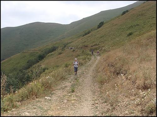 Randonnée en Arménie vers les nuages à Sissian et Tatev 5