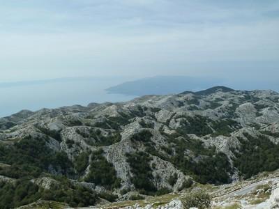 biokovo croatie parc naturel