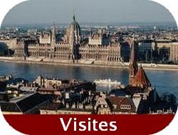 Budapest hongrie visites