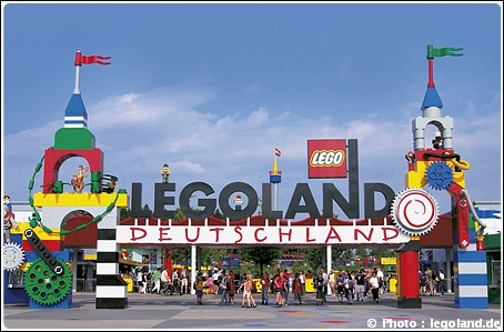 Legoland Gunzburg allemagne