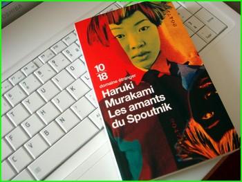 Les amants de spoutnik Haruki Murakami