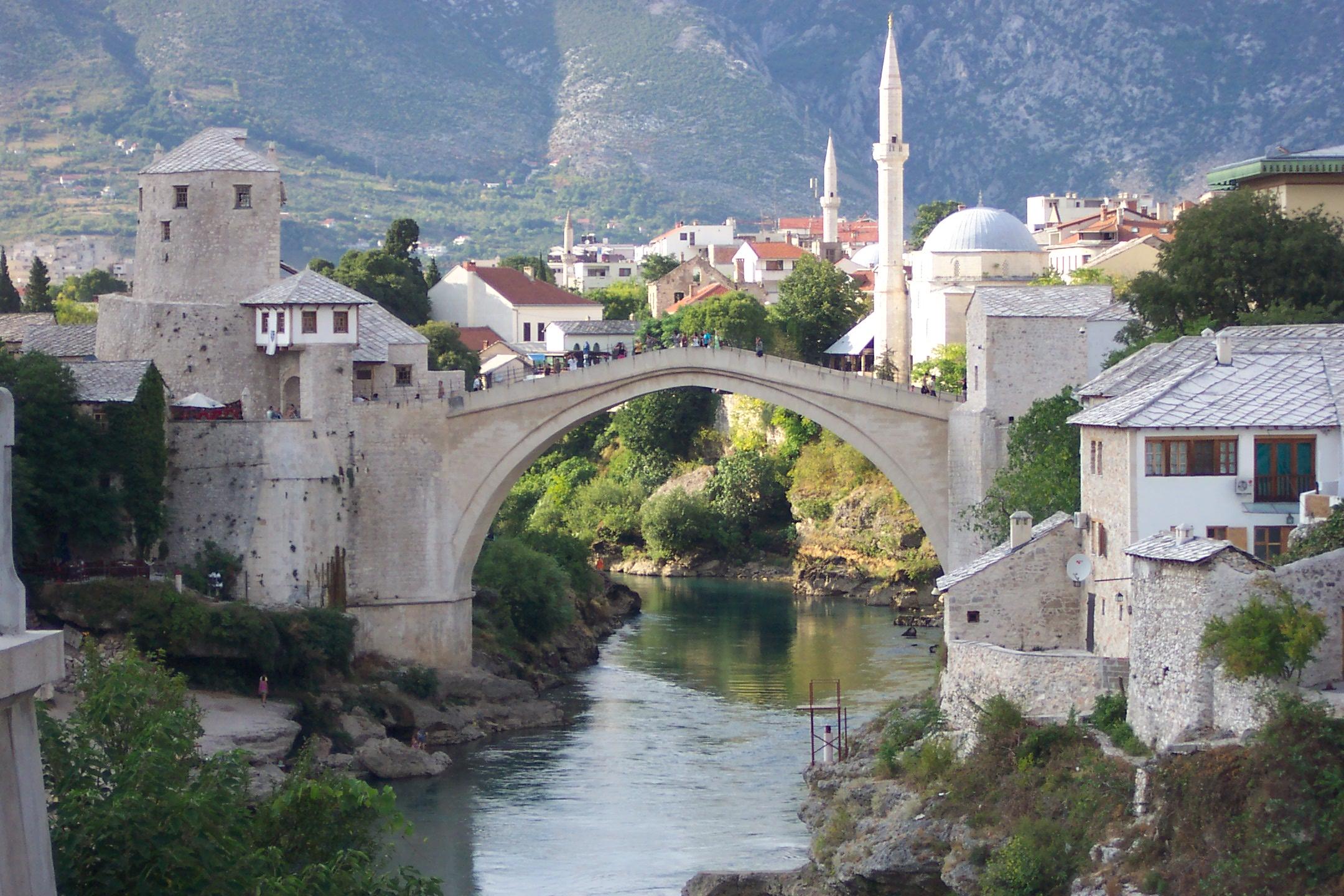 Mostar bosnie Neretva