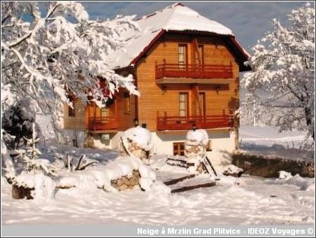 Chez Branko et Sonja à Plitvice: agritourisme et gite rural typique et charmant 1