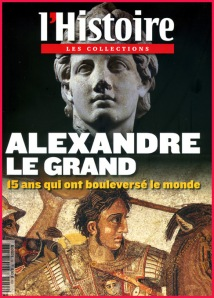 alexandre le grand Lhistoire