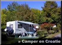 rouler en camping car en croatie