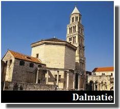 dalmatie tourisme croatie