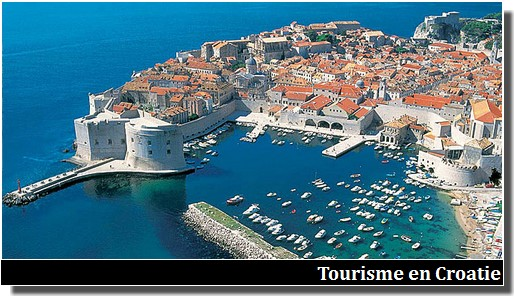 tourisme en croatie
