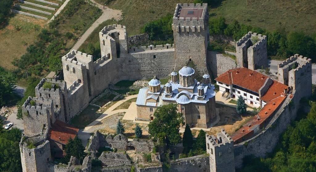 monastère orthodoxe serbe Manasija