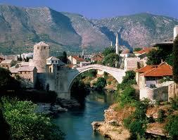 pont de mostar Bosnie