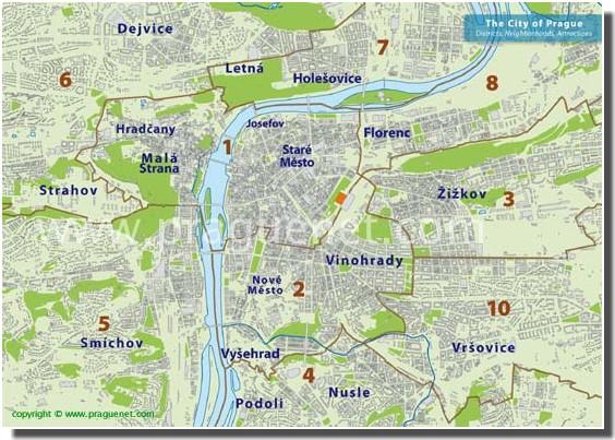 Guide voyage prague pr parer son voyage prague - Office de tourisme republique tcheque ...