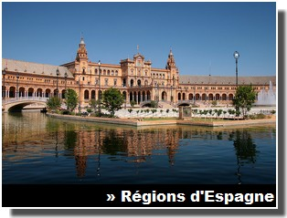 regions Espagne