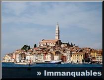 croatie touristique