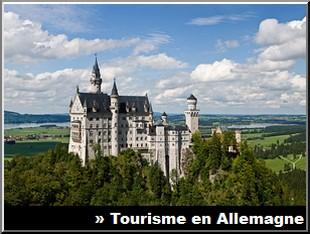 tourisme en allemagne