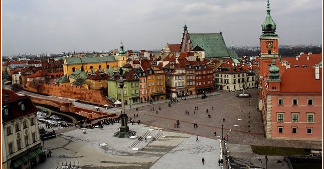 varsovie stare mesto