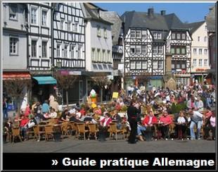 guide pratique en Allemagne