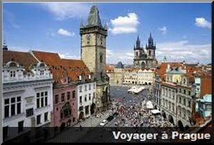 voyager a prague