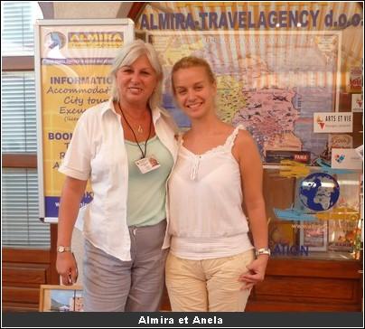 Almira agence de voyage mostar