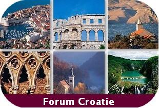 Croatie forum voyage