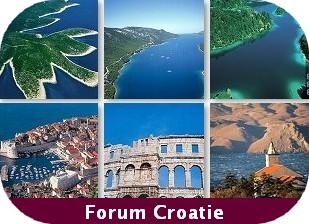 Forum Croatie voyage