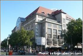 KaDeWe berlin shopping