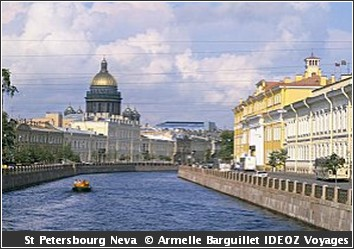 Neva Saint Petersbourg