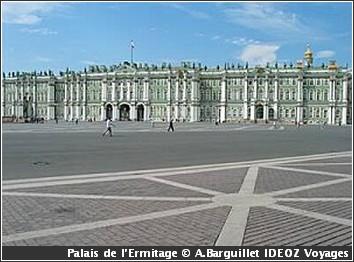 Saint Petersbourg Palais de l'Ermitage