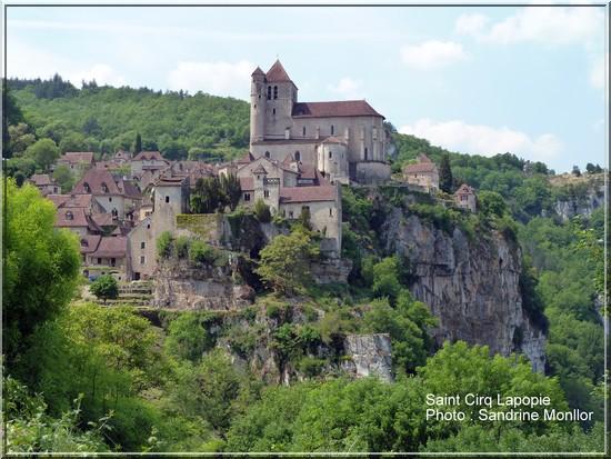 Saint Cirq Lapopie Lot Quercy