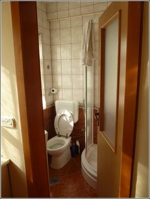 dormir a Mostar studio Salle de bain
