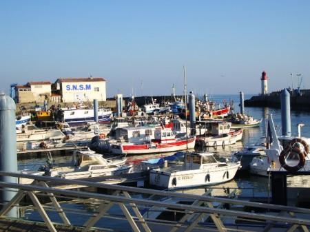 port de la Cotinière ile d'oléron