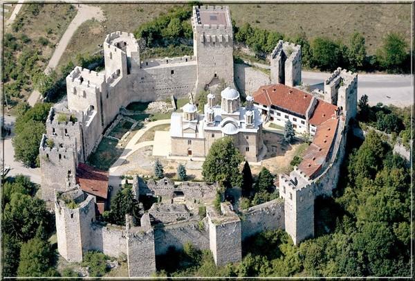 MANASIJA monastere orthodoxe serbie