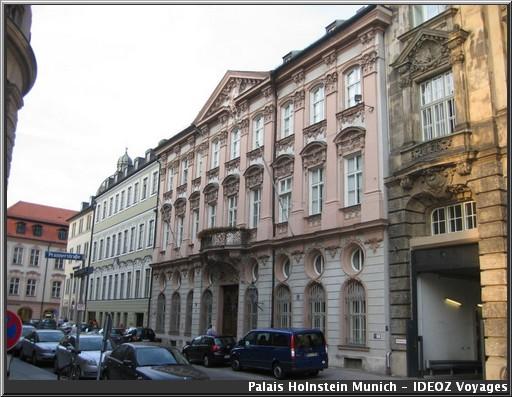 Palais Holnstein Munich Muenchen