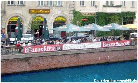 Restaurant Berlin Berliner Republik
