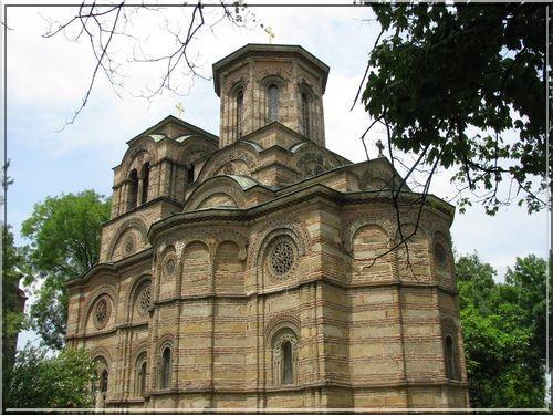 monastere lazarica krusevac