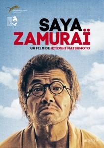 saya zamurai affiche
