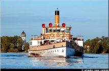 schifffahrt lac chiemsee