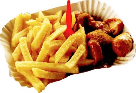 CurryWurst Udo bar