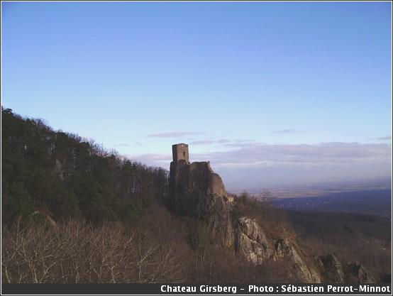 Girsberg Chateau Vosges