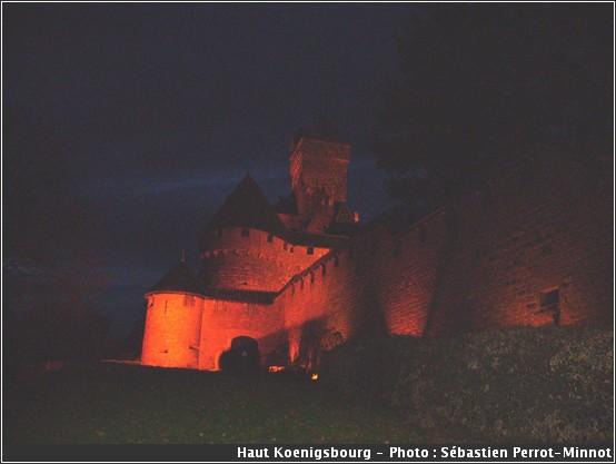 Haut Koenigsbourg chateau vosges