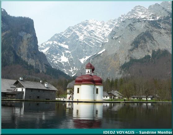 Lac Konigsee Berchtesgaden