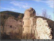 Landsberg chateau Vosges