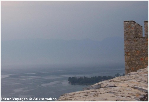 Macedoine Ohrid Forteresse Samuel