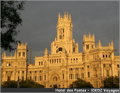 Madrid Hotel des postes
